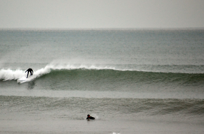 Surf in Wittering