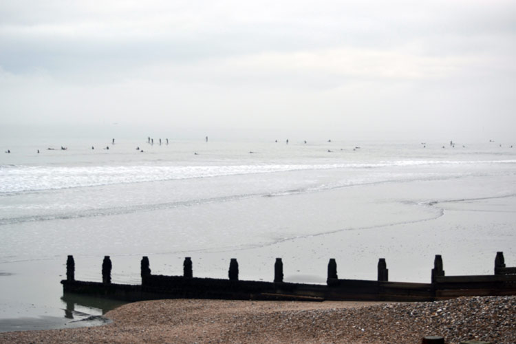 Wittering surf