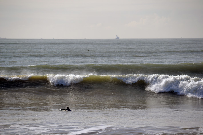 Surfing wittering